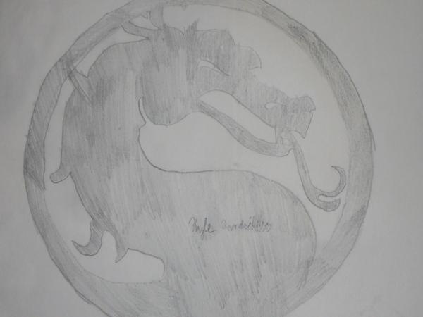 mortal kombat logo images. mortal kombat logo 2011.