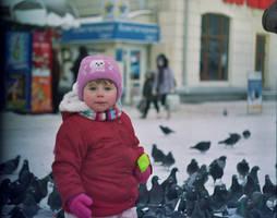 a kid by SheraRut