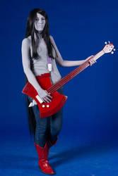 Marceline cosplay by SheraRut