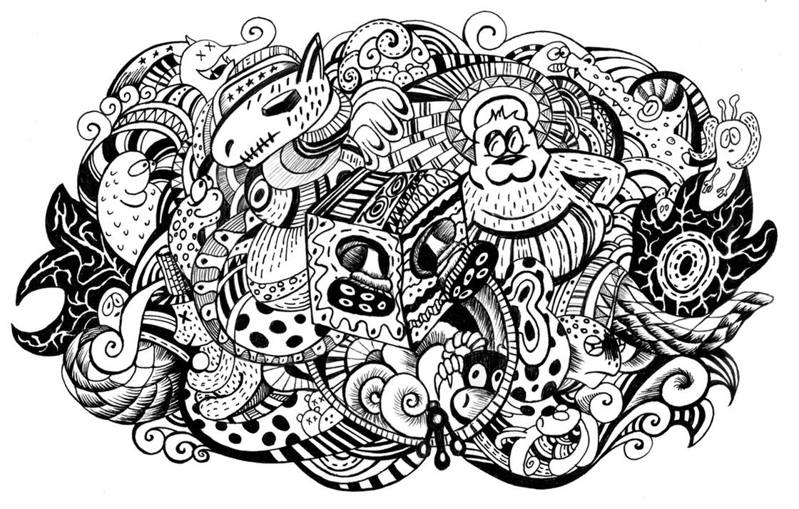 Doodle S: 1000+ Images About Doodling And Charactures On Pinterest