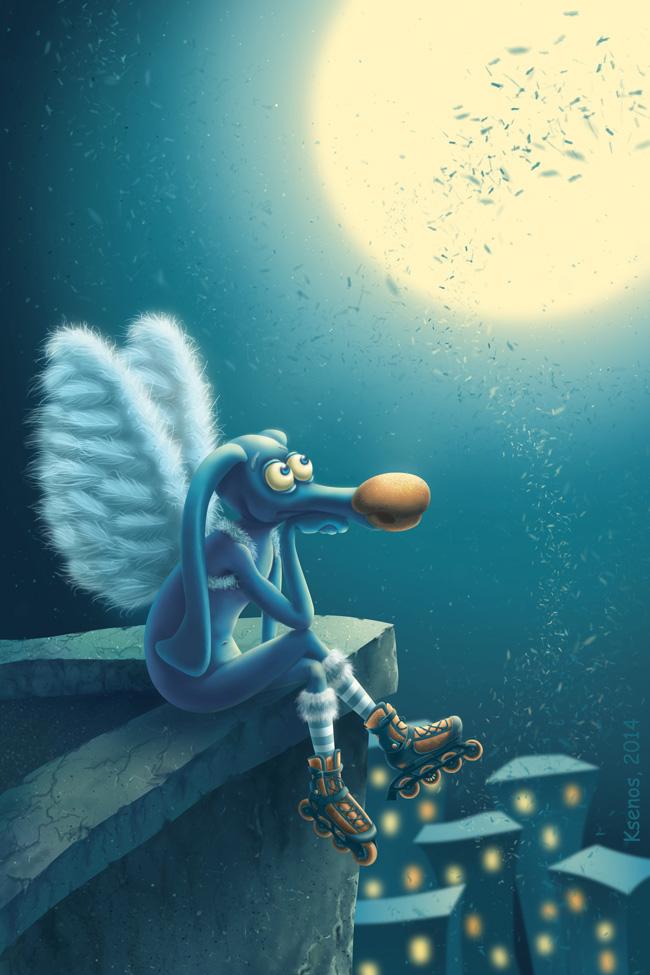Dreamer by Ksenos-ks