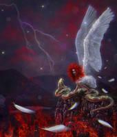 Angel of Nightmare by Ksenos-ks