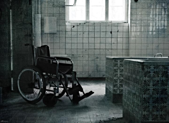 Sanatorium by Alaisyn
