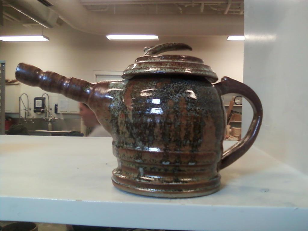 Finished Teapot 2 by JynxedDraca