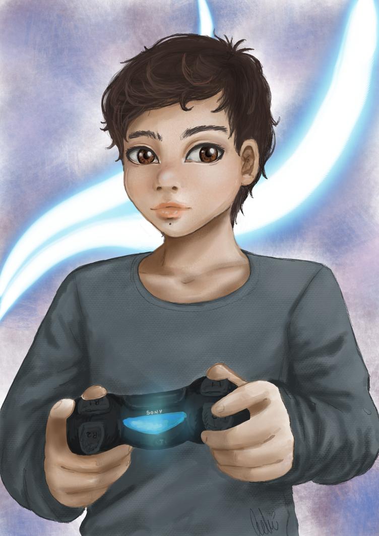 Gamer by Aeki