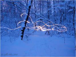 Ethereal Strings by Swordtemper