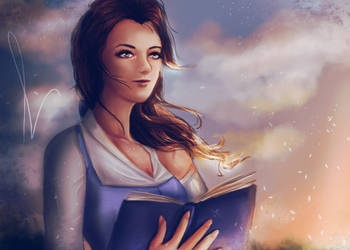 Belle by LahArts