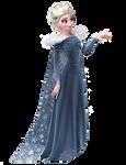 Elsa - Olaf Frozen Adventure
