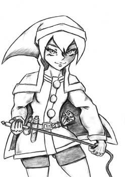 Ruby the Bounty Huntress