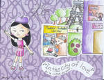 In the City of Love by PixieParrot