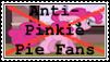 anti-pinkie pie fans stamp by FNaFMLP