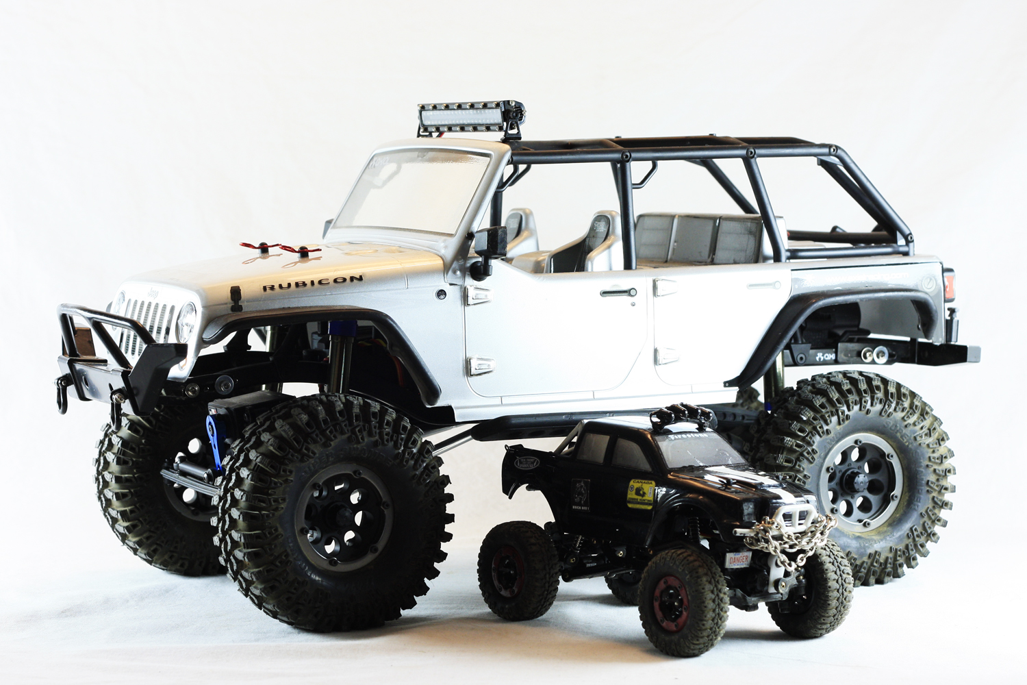 Axial Big Ol Bronco Trail Truck Build The Rcsparks