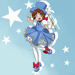 Card Captor Trucy!