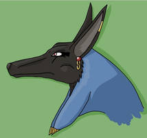 Anubis (Collab) by Ankhsethamon