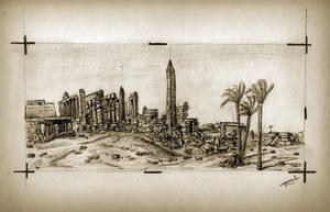 Karnak by Ankhsethamon