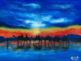 Caravanas by Ankhsethamon