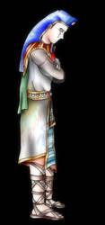 Ankhsethamon I by Ankhsethamon