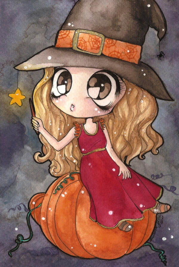 HALLOWEEN CARDS 3: Ann-chan20 by Forunth