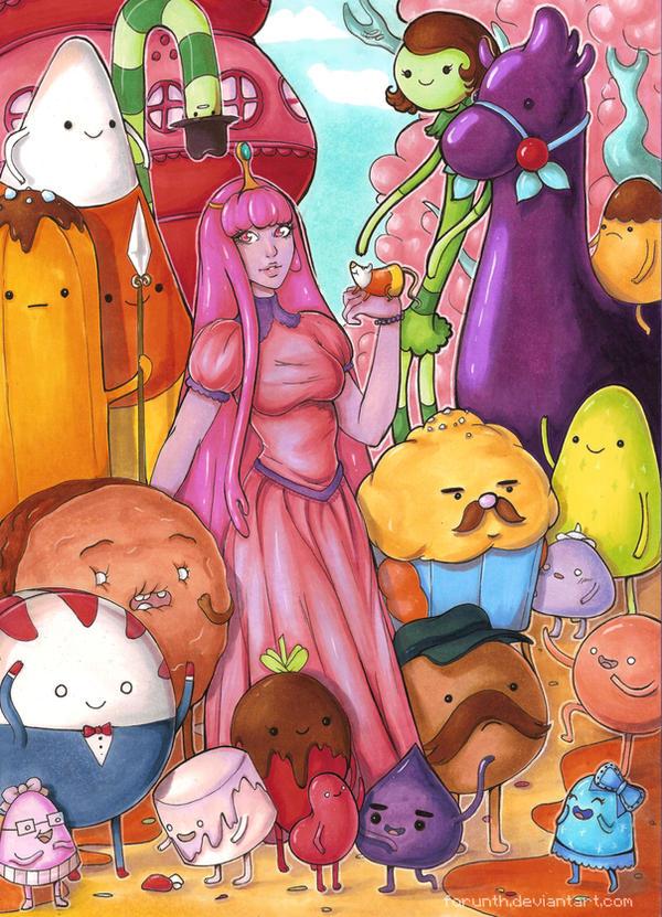 Candy Kingdom by Forunth