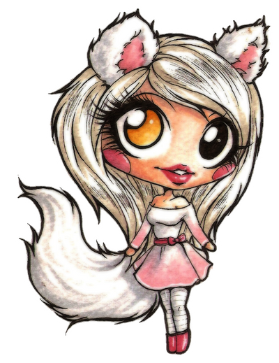 Fnaf chibis 12 human mangle by forunth on deviantart