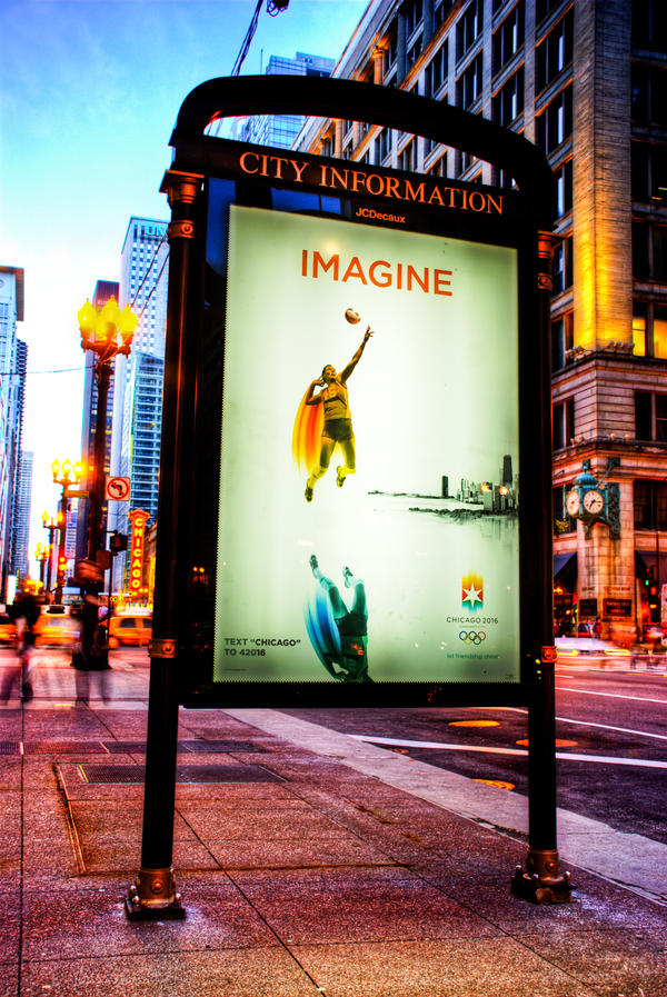 Chicago Olympics 2016 XV by spudart