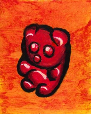 Gummi Bear by spudart