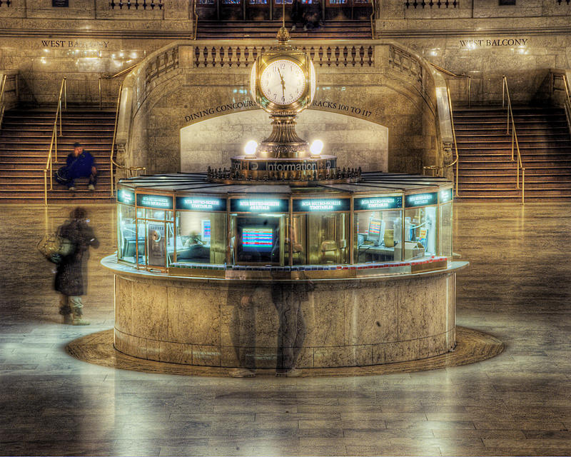 Grand Central Information by spudart