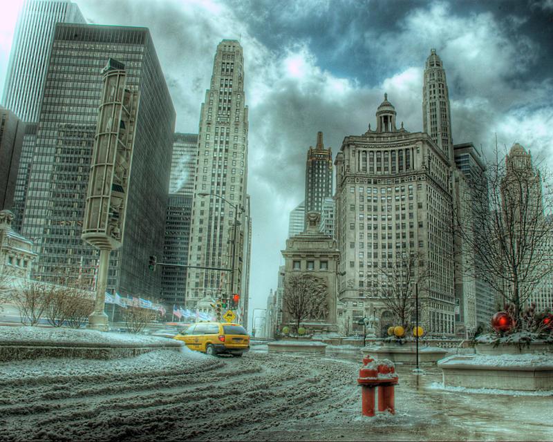 The Chicago Slushie by spudart