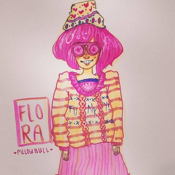 flora by PillowBull