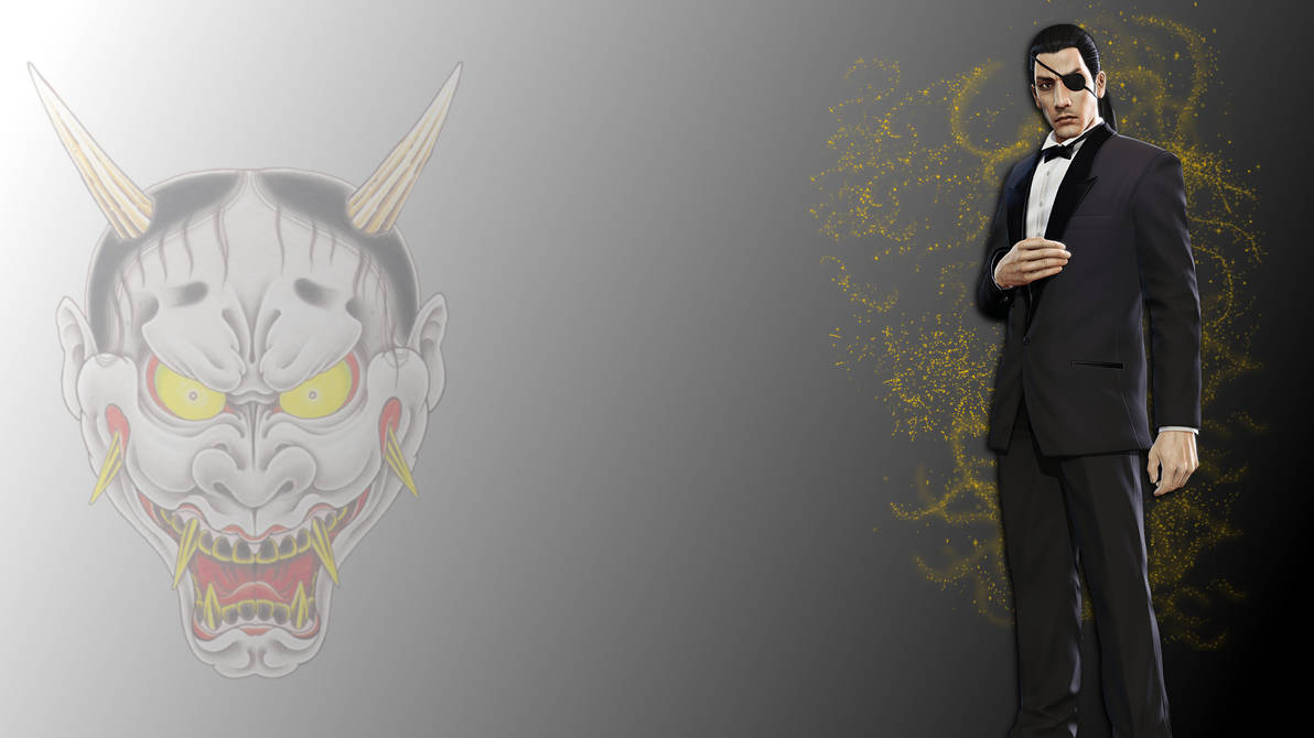 Yakuza 0 - Majima Wallpaper by drasticxx on DeviantArt