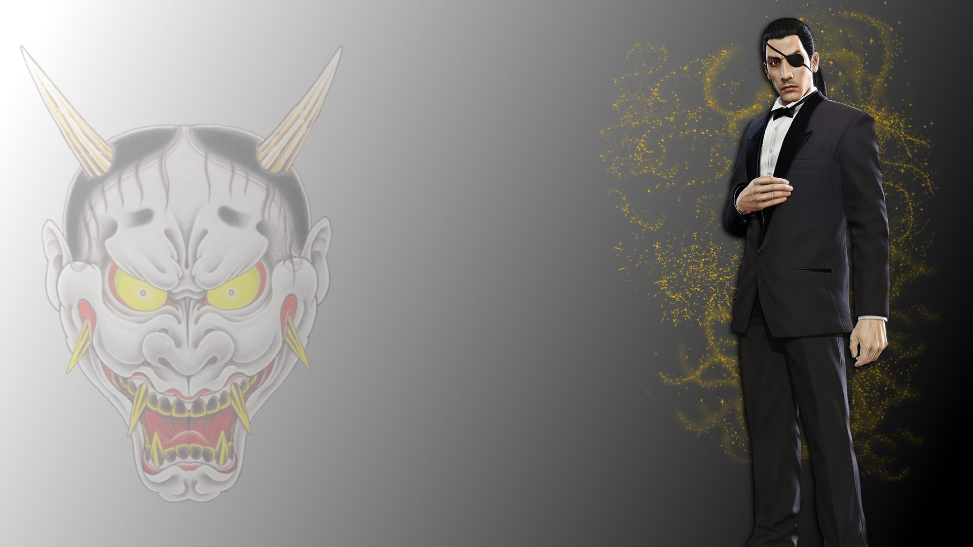 Yakuza 0 Majima Wallpaper By Drasticxx On Deviantart
