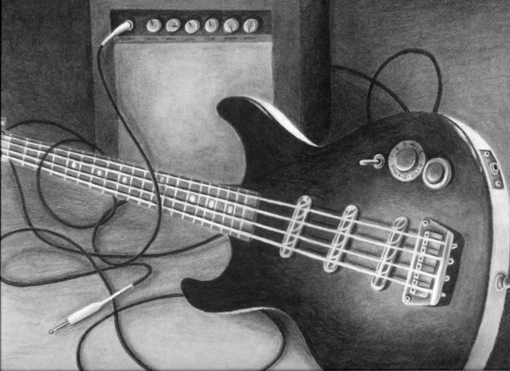 Bass By Burnthings On DeviantArt