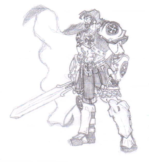 Celtic Warrior Design by JakeEDangerously on DeviantArt