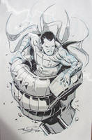 Shazam Sketch by millsy1c