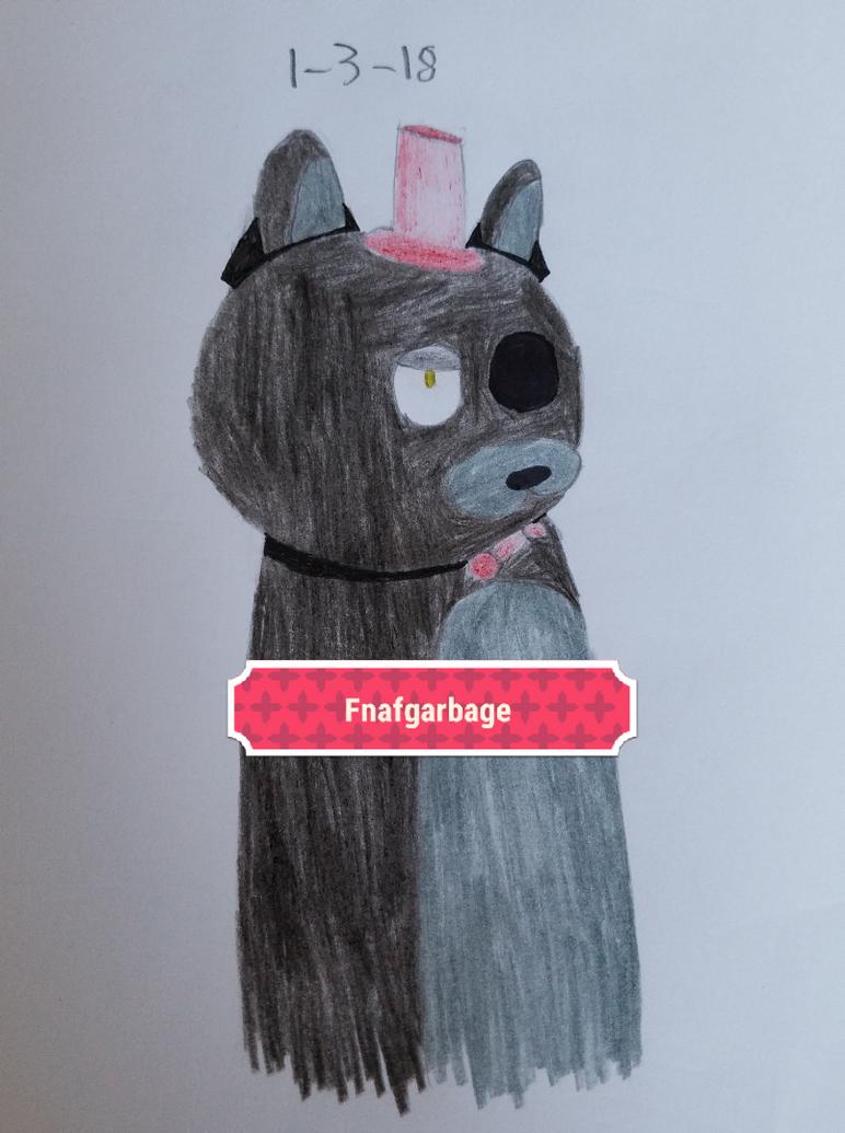Grumpy bumpy by fnafgarbage