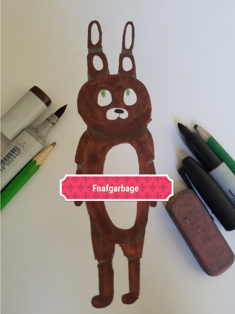 Jackie by fnafgarbage