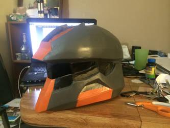 Felix Scout Helmet part 10 by eliteshadow800