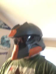 Felix Scout Helmet part 13 by eliteshadow800