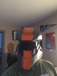 Felix Scout Helmet part 12 by eliteshadow800