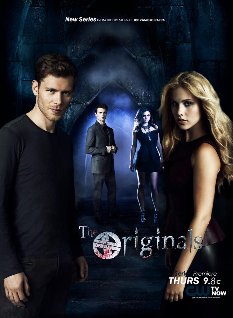 The Originals / 1-3.Sezon / MP4 / TR Altyazılı