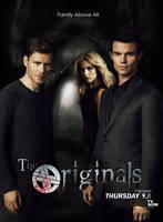 The Originals: V Promo Poster by RyoDambar