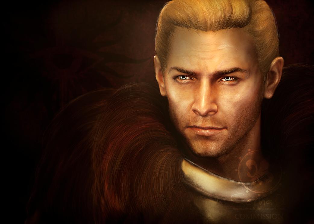 DA:I Cullen. Commission. by Servia-D