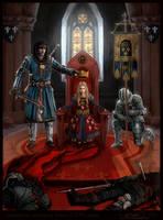 Queen Anais by Servia-D