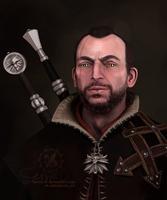 Witcher Lambert by Servia-D