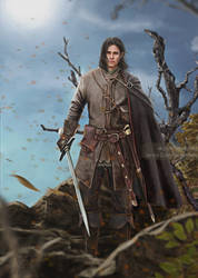 Cahir Mawr Dyffryn aep Ceallach by Servia-D