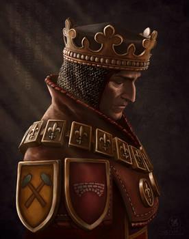 King Foltest of Temeria