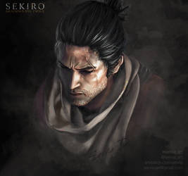 Sekiro v1 by Servia-D