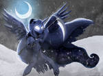 Luna, the Nightmare Yet to Come