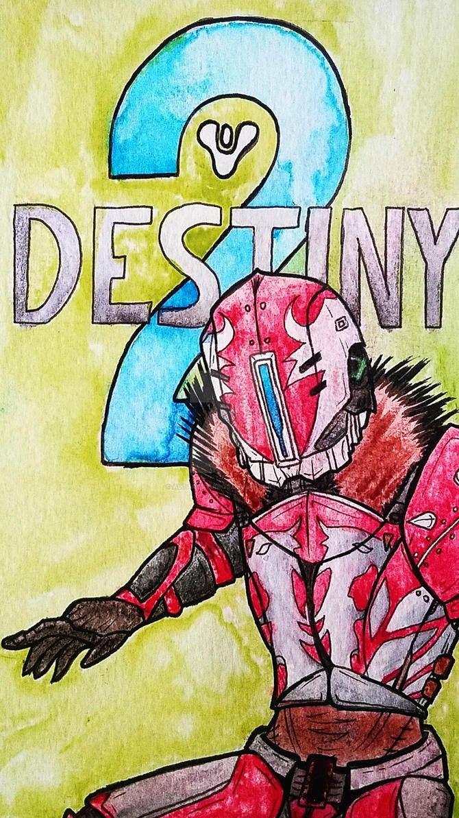 Destiny 2 TITAN by ALTArtStudios on DeviantArt