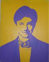 Kurt Hummel - Warhol style by inu-ears